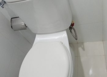 Toilet Bowl Replacement in Singapore Commercial Building – Bedok