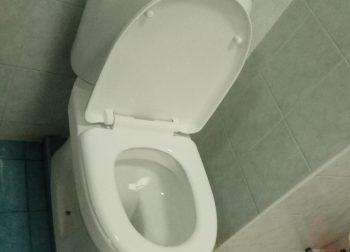 Toilet Bowl Replacement in Singapore Condo – Clementi