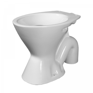 S Trap Toilet Bowl