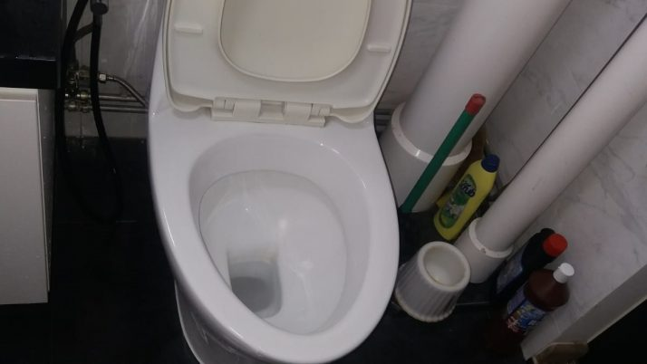 Toilet Bowl Removal in Singapore Landed – Jalan Datoh